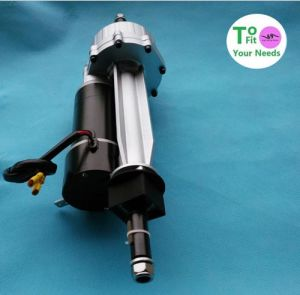 Electric Transaxle Transmission Motor for Scooter Cart Trolley Vehicle