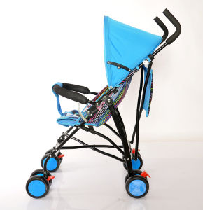 Super Lightweight Colorful Children Stroller pictures & photos