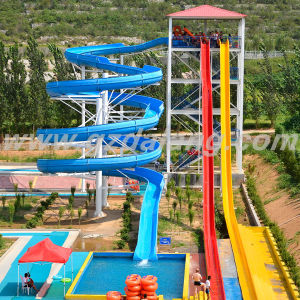 High-Speed Water Slide (WS-016) pictures & photos