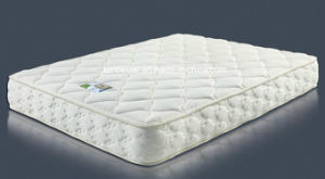 Hm108 Spring Mattress High Density Foam Bonnel Spring pictures & photos