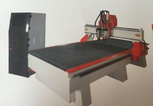 Solid Wood Carving Woodworking Machine pictures & photos