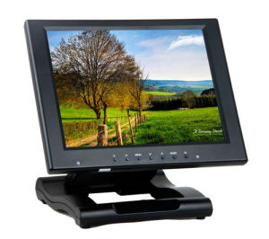 "10"" LCD HD POS Touch Monitor with DVI&HDMI&VGA pictures & photos"