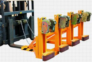 Gator Grip Forklift Drum Grab Double Grip Head Type pictures & photos