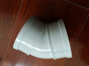 High Quality Full Size PVC Pipe Fittings for Drainage pictures & photos