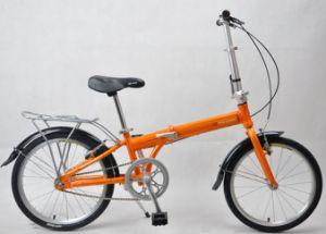 "20"" Single Speed Folding Urban Bikes (FP-FDB-D014) pictures & photos"