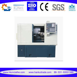 Ck32L Slant Bed CNC Lathe with Entire Casted Steel Body pictures & photos