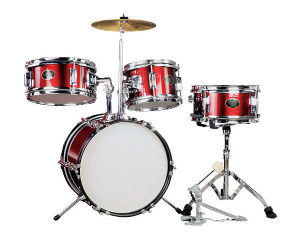 Junior Drum Set / 4 PCS Drum Set (DP144P2) pictures & photos
