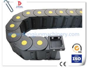 CNC Machine Special Enclosed Plastic Cable Carrier