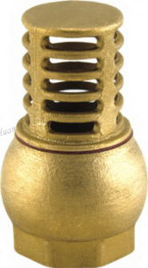 High Quality Check Valve with Brass Strainer (YD-3008) pictures & photos