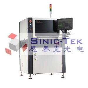 on Line 3D Solder Paste Inspection Full Automatic for 1.2m Model pictures & photos