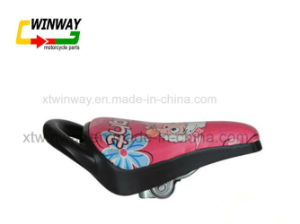 Kids Saddle Red Star Saddle, Bicycle Parts Saddle Cushion pictures & photos