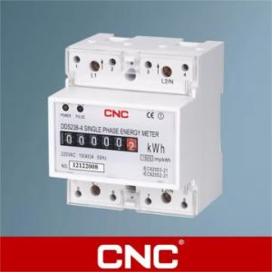 Dds226D-4p Single Phase DIN-Rail Energy Meter pictures & photos