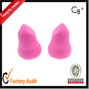 Pink Multifuction Non Latex Blender Sponge pictures & photos