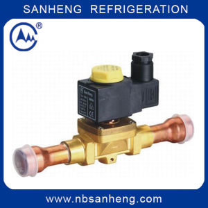 Hot Sale 12V Solenoid Valve for Air Conditioner pictures & photos