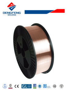 JIS Cwb Approved Solid Wire Aws A5.18 Er 70s-6