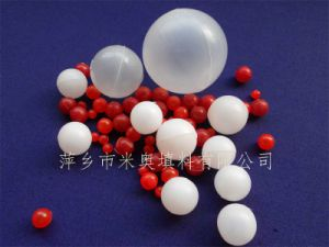 Plastic Hollow Ball Diameter 6mm, Diameter 8mm