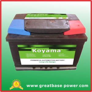 57412-Mf -12V 74ah Good Quality Maintenance Free UPS Lead Acid Battery pictures & photos