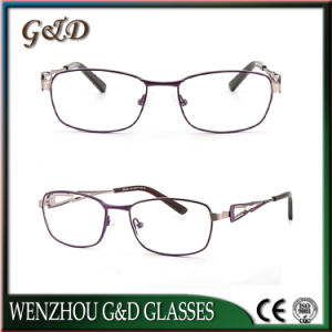 New Latest Design Metal Spectacle Frame Optical Frame pictures & photos