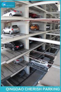 Five Level Automated Parking System pictures & photos