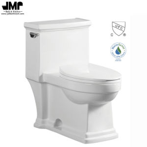 Cupc Water Closet Bathroom Sanitary Ware Ceramic Toilet pictures & photos