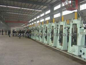 Welded Pipe Line