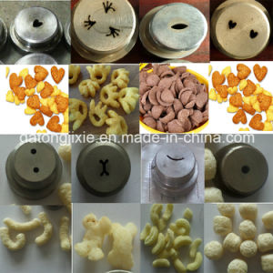 Automatic Puffed Corn Snacks Machine Production Line pictures & photos