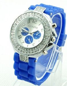 Fashion Japan Quartz Silicone Watch (XM9012)