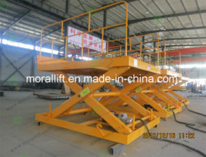 Quality Assurance Multifunctional Small Scissor Lift Table pictures & photos