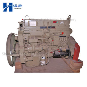 Cummins ISME11 auto diesel motor engine for heavy truck machinery city bus pictures & photos