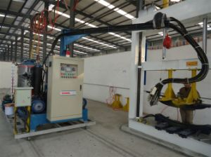 Automatic Continuous PU Foam Making Machine pictures & photos