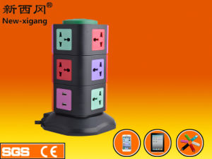 Hot Sell Ce 2USB Switch Socket Without Handle