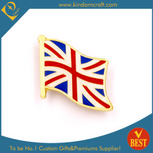 Promotion Customized Enamel Metal Badge (JN-B04) pictures & photos