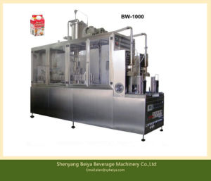 Liquid Egg Carton Filling Packing Machine (BW-1000) pictures & photos
