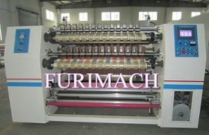 Furimach Scotch Tape/Super Clear/Adhesive Tape/BOPP Packing Tape Making Machine/ Slitting Ahd Rewinding Machine/ Slitter and Rewinder pictures & photos