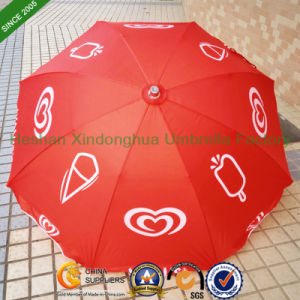 Walls Windproof Sun Beach Umbrella Parasol with Tilt (BU-0048TW) pictures & photos
