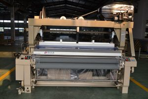 Haijia Hot Sale Hj-851 Double Beam Water Jet Loom pictures & photos