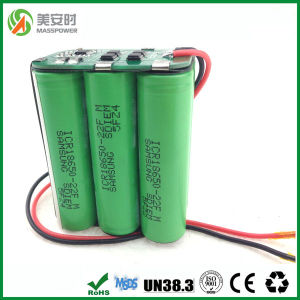 Replacement 11.1V 4400mAh Lithium Battery