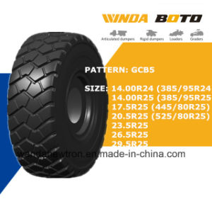 29.5r25 Tyre, E-4/L-4, Gcb5 Radial OTR Tyre pictures & photos