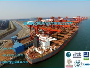 Bridge Type Ship Unloader for Bulk Cargo pictures & photos