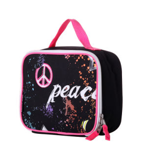Cute Children Kids Thermal Insulated Lunch Bag, Cooler Bag pictures & photos