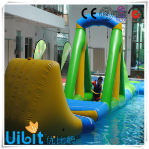 Inflatable Jumper Slider Floating Sports Parks pictures & photos