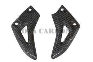 Carbon Fiber Autocycle LH Heal Guard Parts for Triumph 2011 Speed Triple pictures & photos