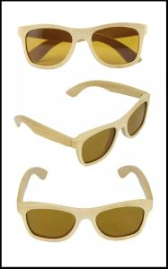 Latest Popular Design Fashion Wooden Sunglasses pictures & photos