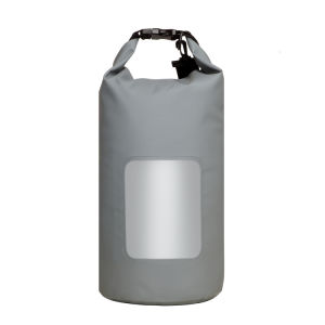 Dry Bag with Transparent Window for Fishing