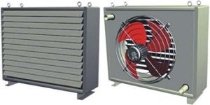 Water Heated Fan Heater pictures & photos
