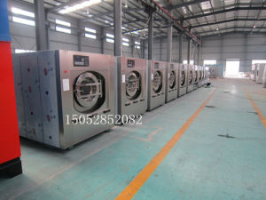 100kg Stainless Steel Commerical Washer Extractor (XGQ-100) pictures & photos