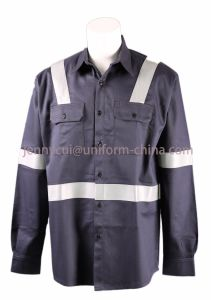 2017 Manufactures Flame Resistant Shirts Nfpa2112-2012 Fr Shirts pictures & photos