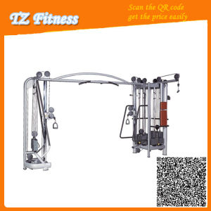Crossover Cable Machine Gym Fitness Equipment Cable Jungle for Sale Tz-6042 pictures & photos