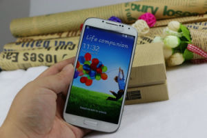 Original Unlocked Ss S4 I9500 I9505 Smartphone Quad Cell Mobile Phones 4G 5.0 ′′ 2GB RAM 16GB ROM Refurbished pictures & photos
