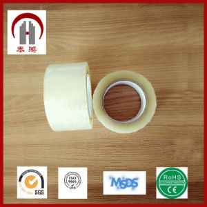Good Adhesion Packing Sealing Adhesive Tape with Low Noise pictures & photos